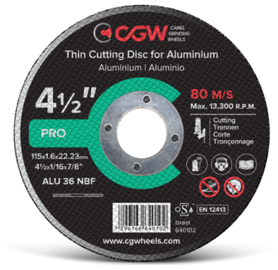 how to cut thin aluminum