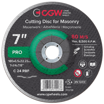 Grinding Discs for Masonry