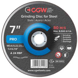 Grinding Discs for Metal & Steel